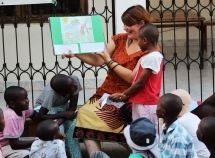 Volunteering Tanzania help2kids